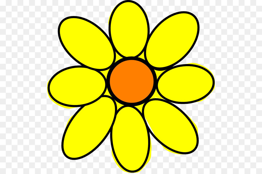 Circle Computer Icons Symbol Chart Sunflower Leaf Png Download