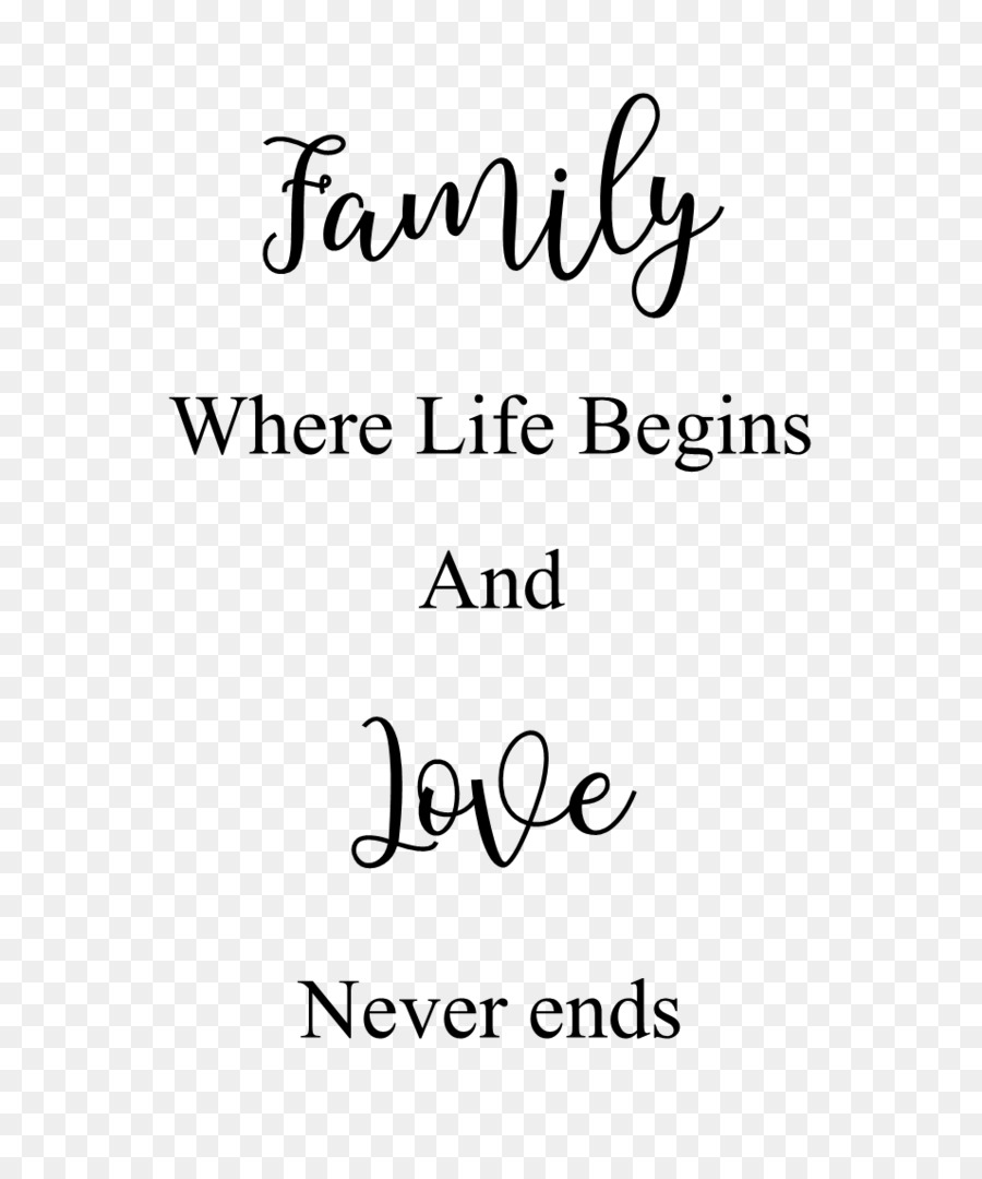 Quotation Family Tree Life Love Quote Png Download 954 1128