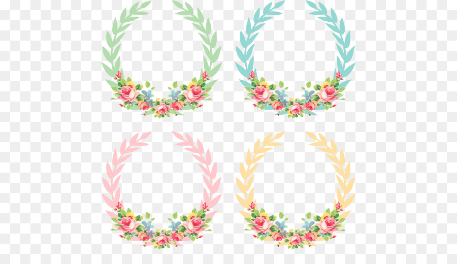 Shabby Chic Paper Picture Frames Clip Art