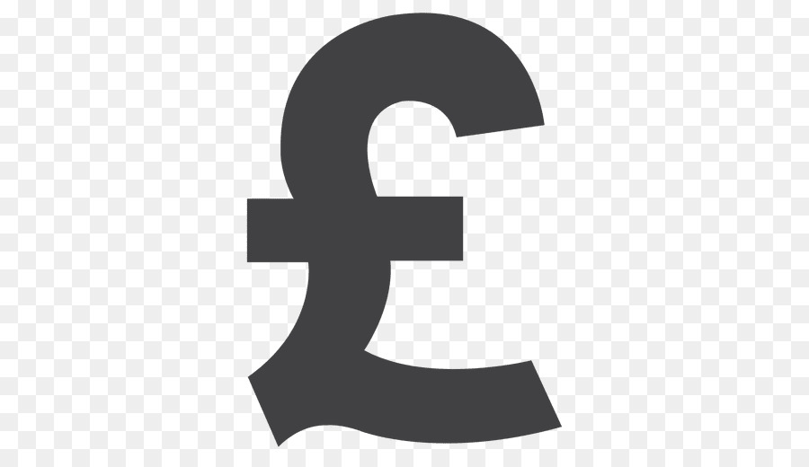 Pound Sterling Currency Symbol Pound Sign Euro Libra Png Download