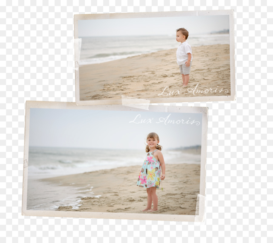 Picture Frames Vacation Summer Wood - kid beach png download - 840 ...