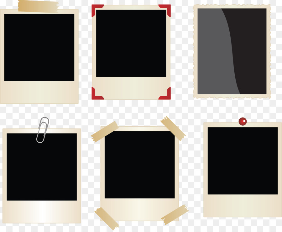 Picture Frames Polaroid Corporation Clip art - technology frame png ...