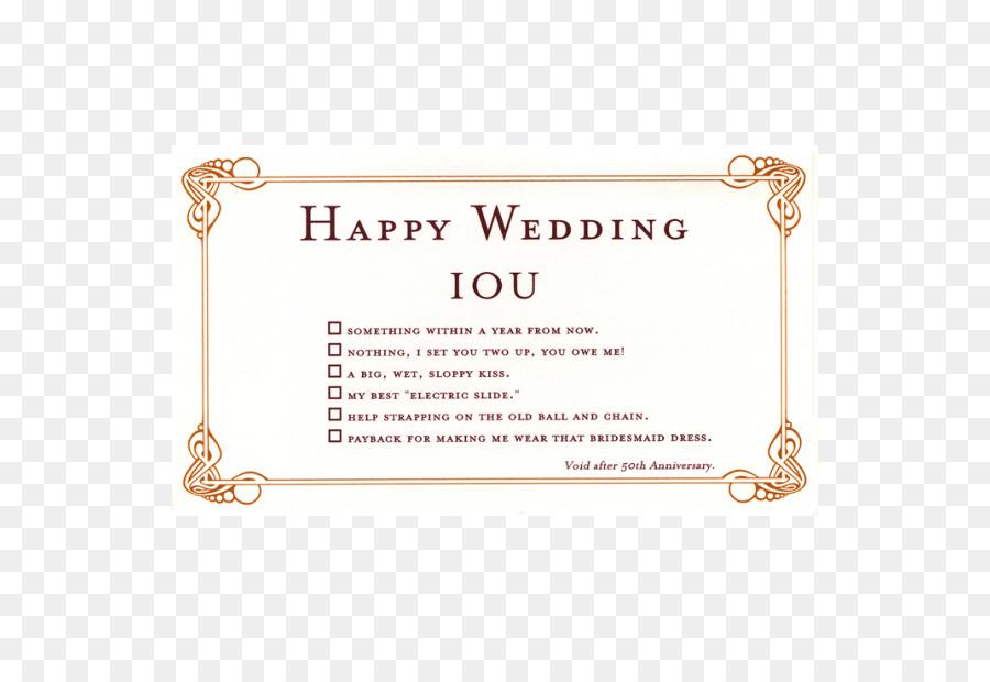Wedding invitation iou greeting note cards gift wedding template wedding invitation iou greeting note cards gift wedding template stopboris Images