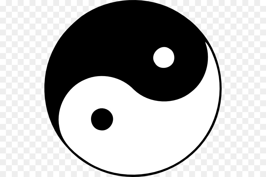 half off c306f f304a Black And White, Yin And Yang, Hyeong, Head, Eye PNG