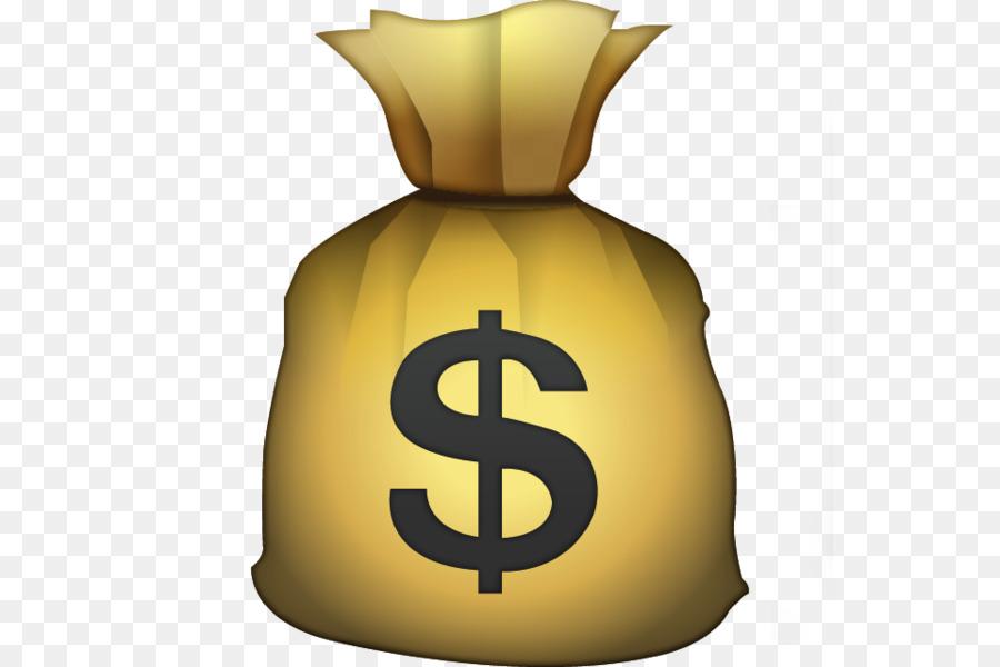 Emoji Bolsa De Dinero De La Tarjeta De Crédito Dólar De