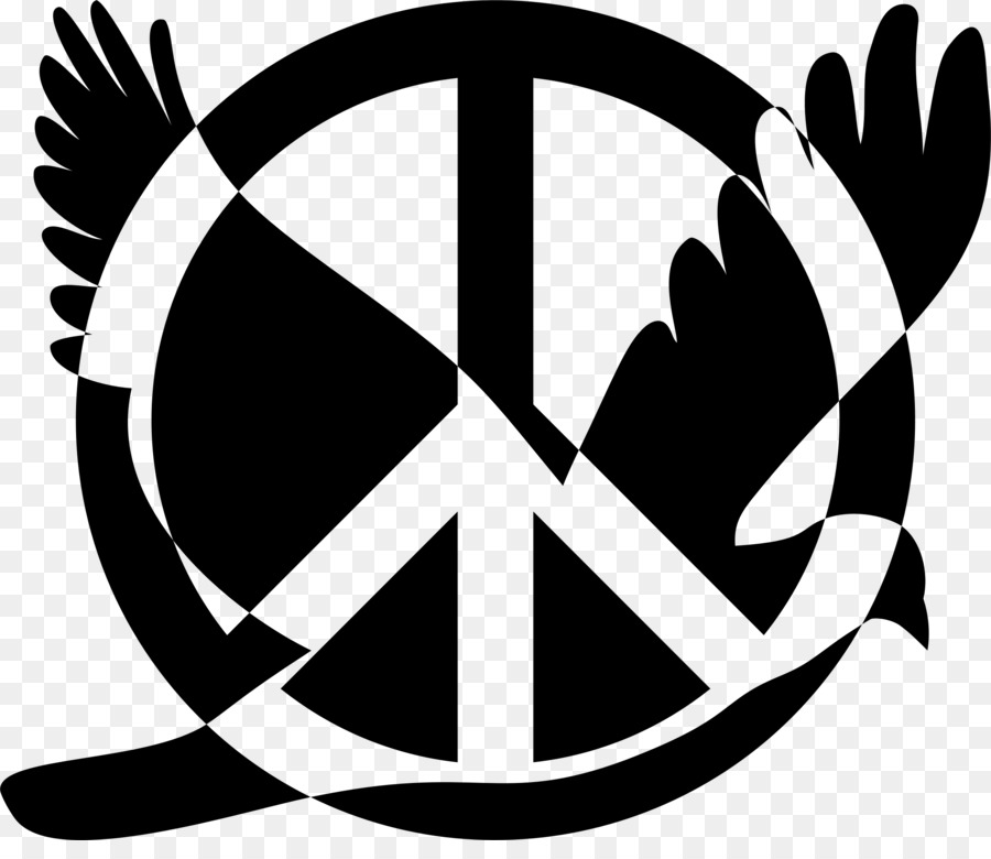 Bird Flight Columbidae Clip Art Peace Symbol Png Download 2318