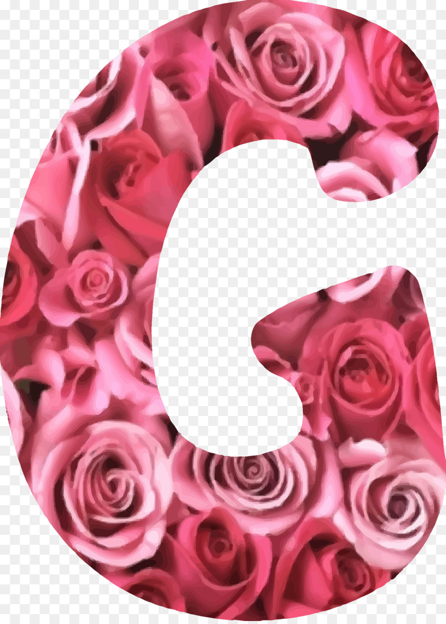 Rose Letter Clip Art Happy Anniversary Png Download 17222400