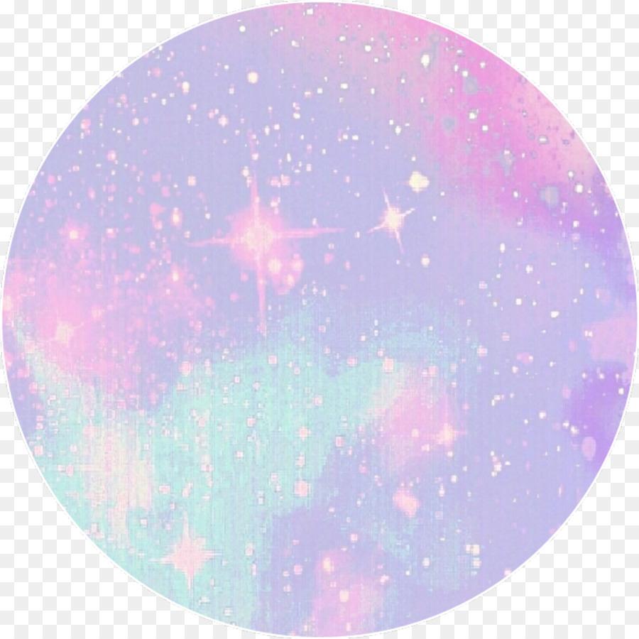Circle Pastel Purple Drawing Aesthetic 1024 1024