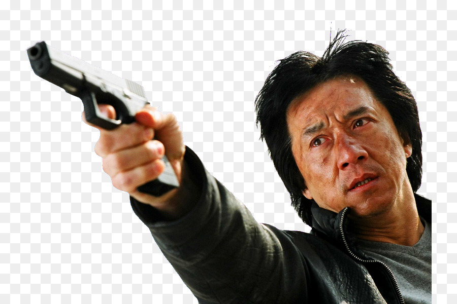Jackie Chan New Police Story Senior Inspector Chan Kwok Wing Film