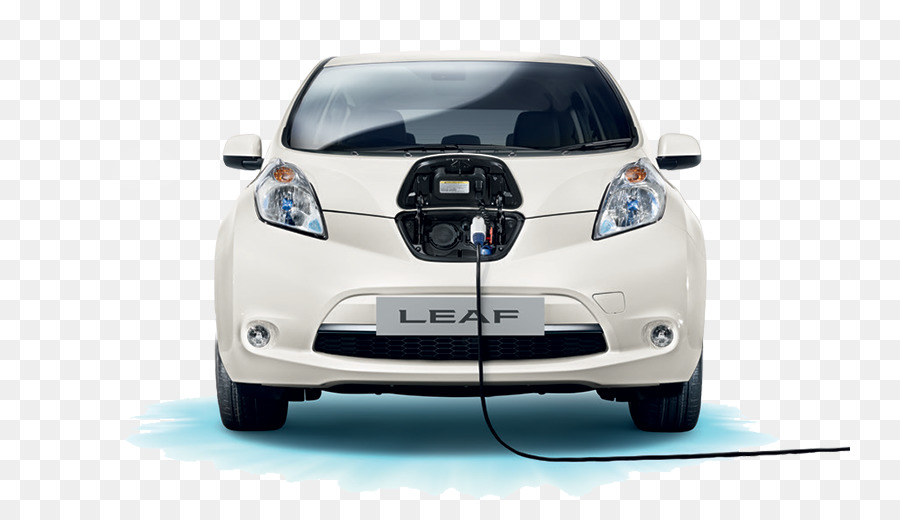 2018 Nissan Leaf Electric Vehicle Car Charging Station Png 800 507 Free Transpa