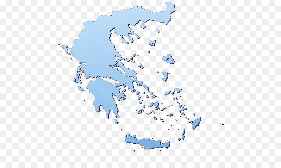 Greece Silhouette Vector Map - greece png download - 600*522 - Free ...