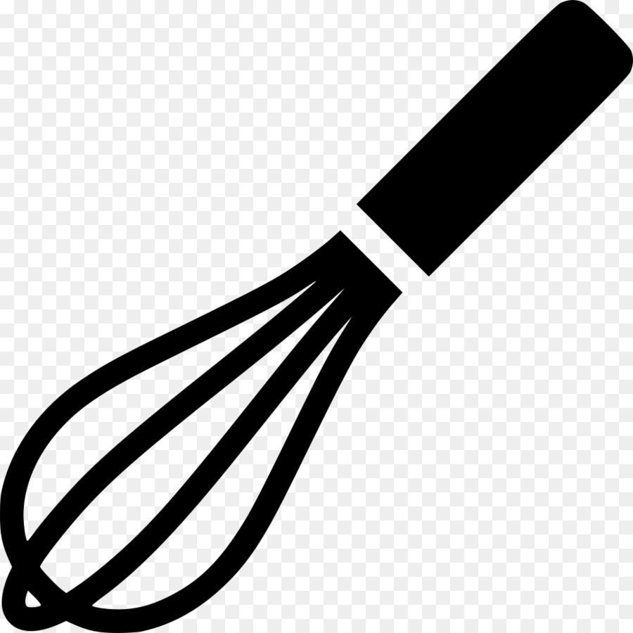 Black And White Kitchen Artwork: Whisk Cooking Kitchen Utensil Clip Art