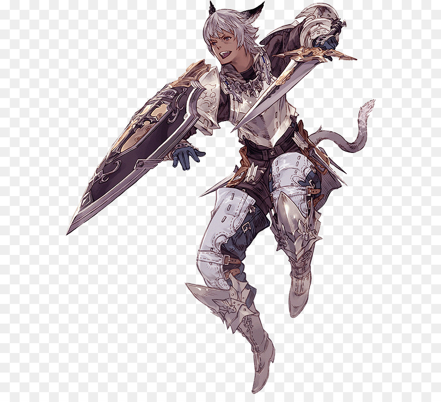 Final Fantasy Xiv Armour png download - 635*804 - Free