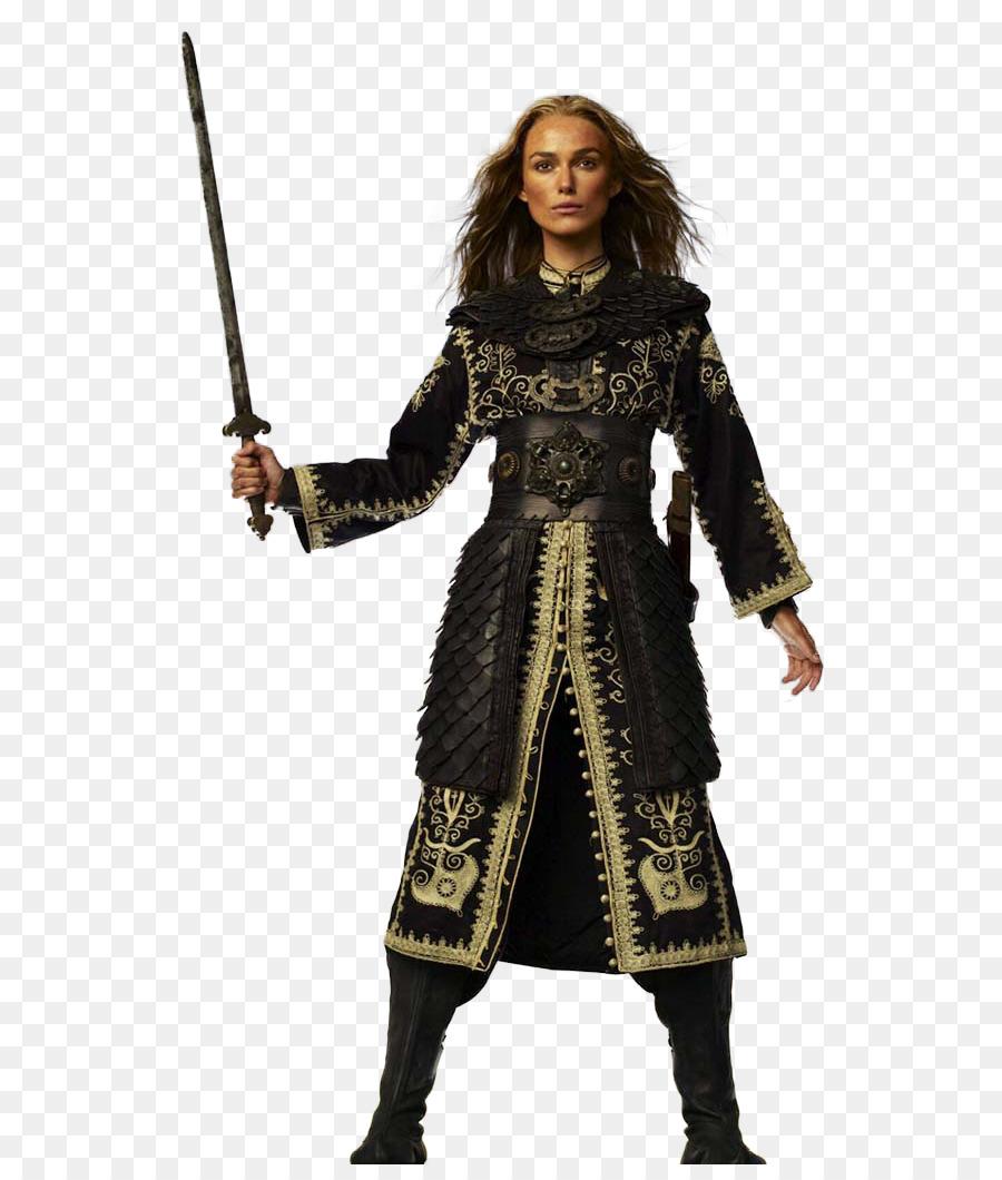 Keira Knightley Jack Sparrow Hector Barbossa Elizabeth Swann Fluch