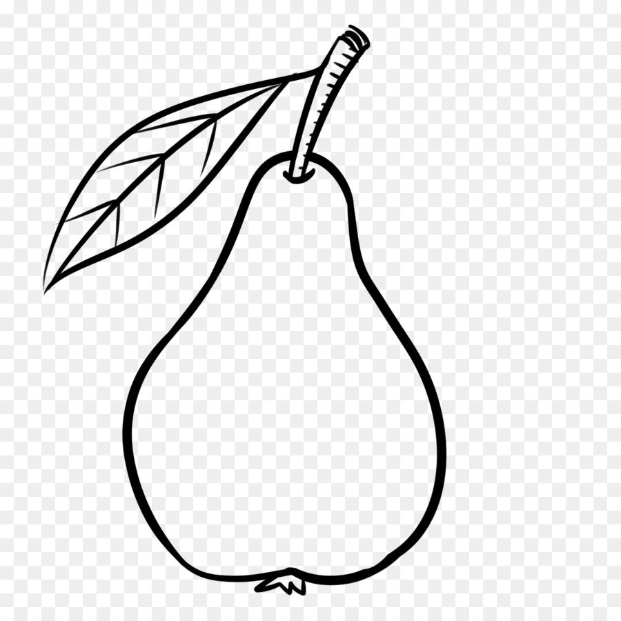 Pera Dibujo De La Comida De La Fruta - pera Formatos De Archivo De ...