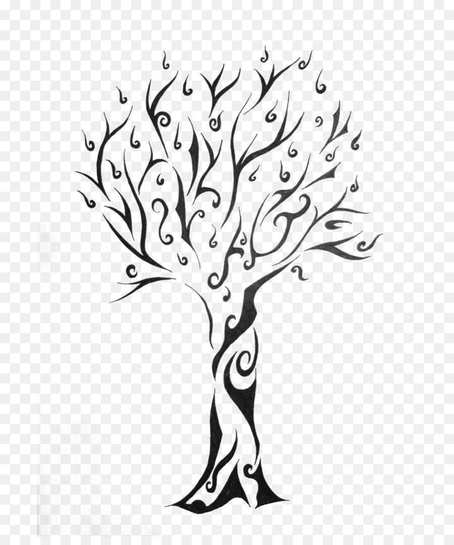 62f1ad112 Tree of life Tattoo Tribe - tattoo png download - 752*1063 - Free ...