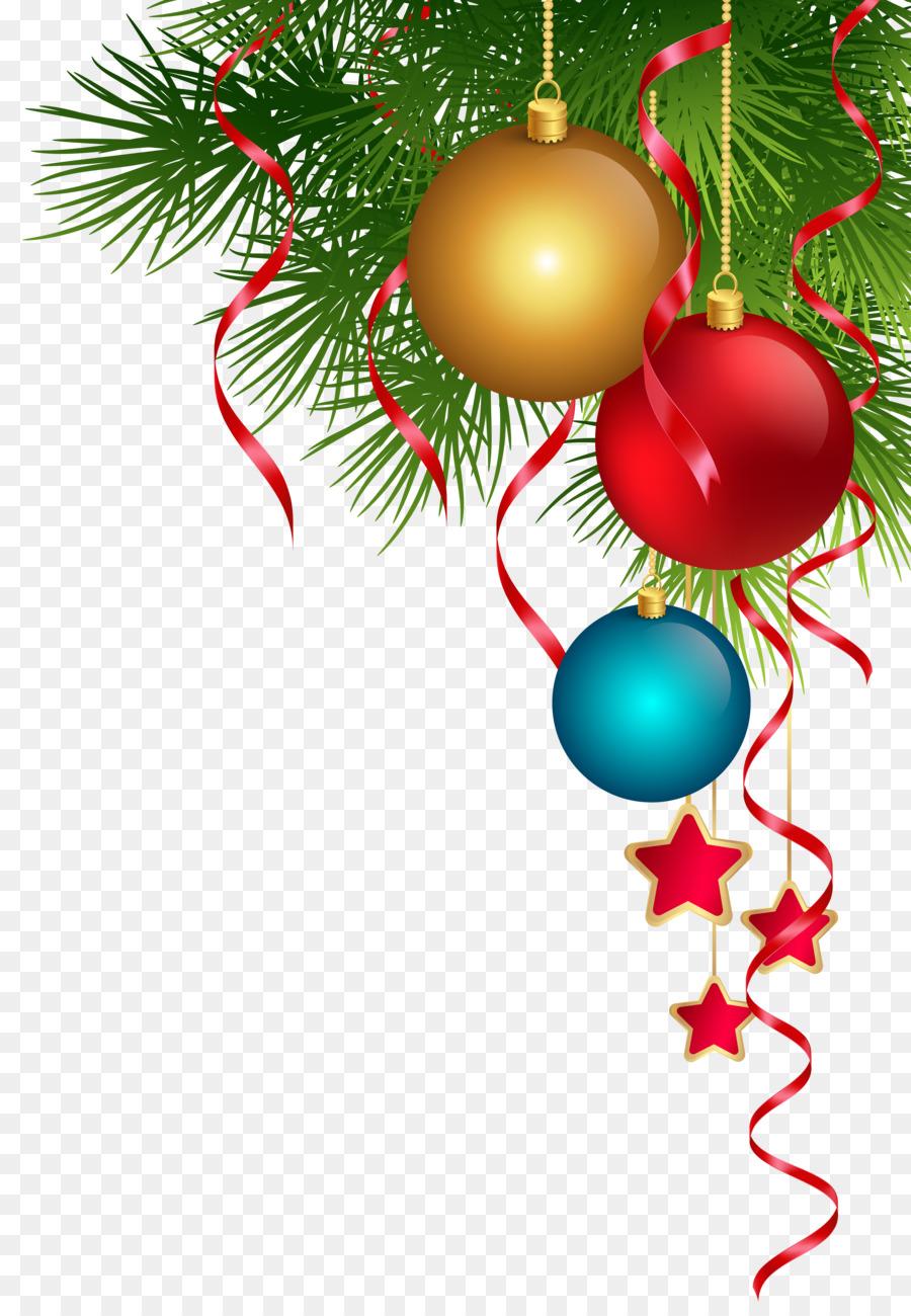Christmas Decoration Ornament Clip Art Decorations
