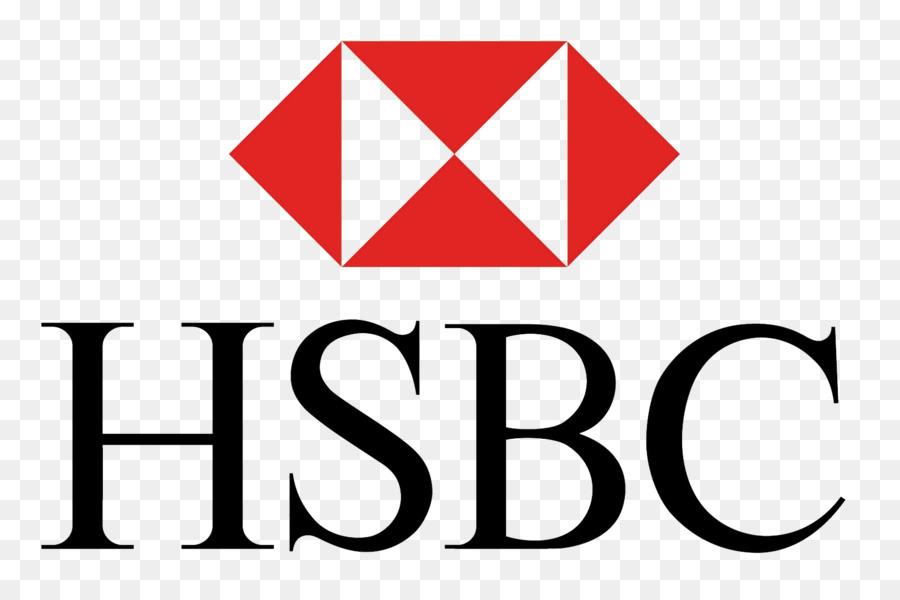 The Hongkong And Shanghai Banking Corporation HSBC Bank Logo Financial Services