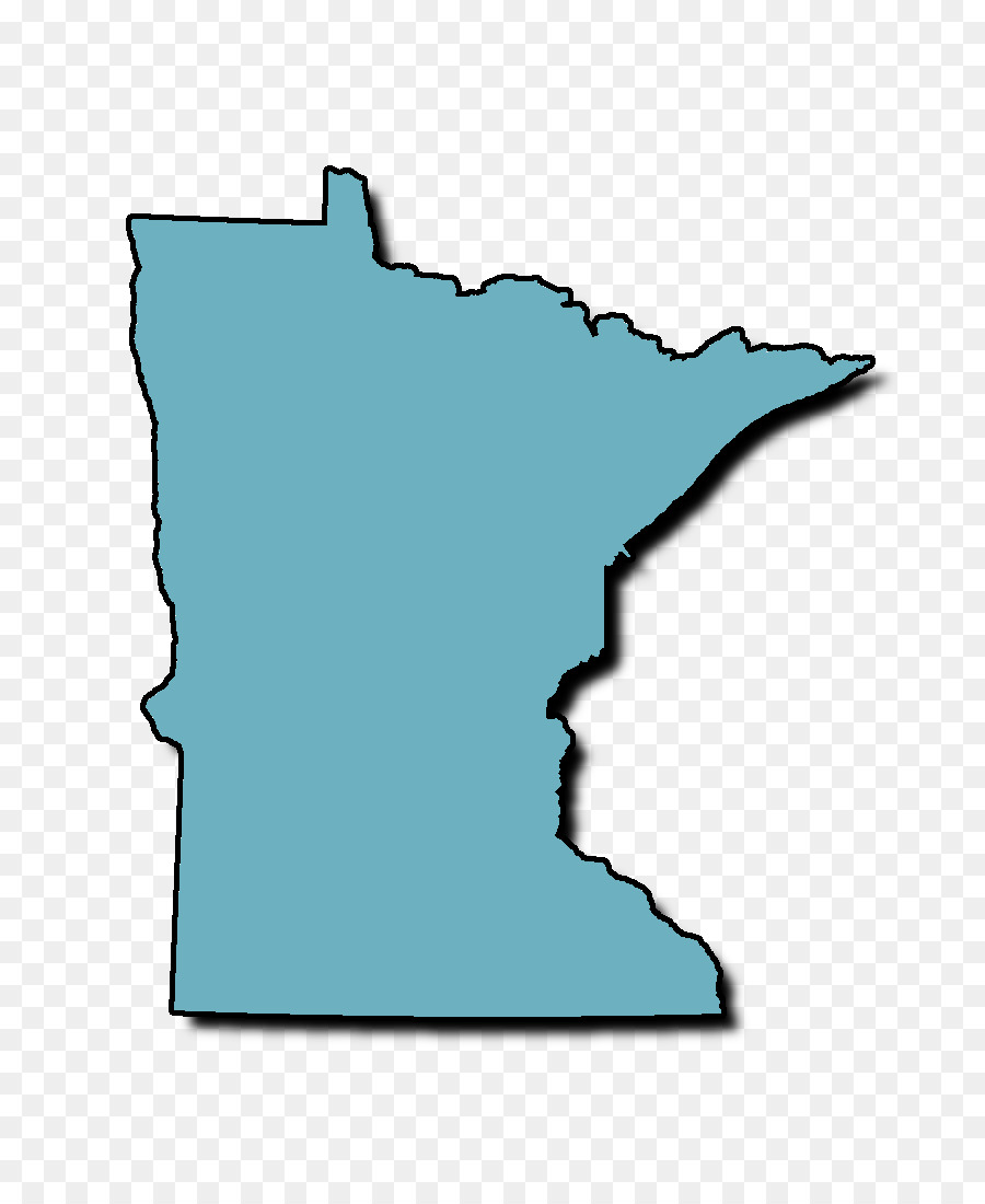 Minnesota Map Png.Minnesota Map Clip Art Vector Lines Png Download 850 1100 Free