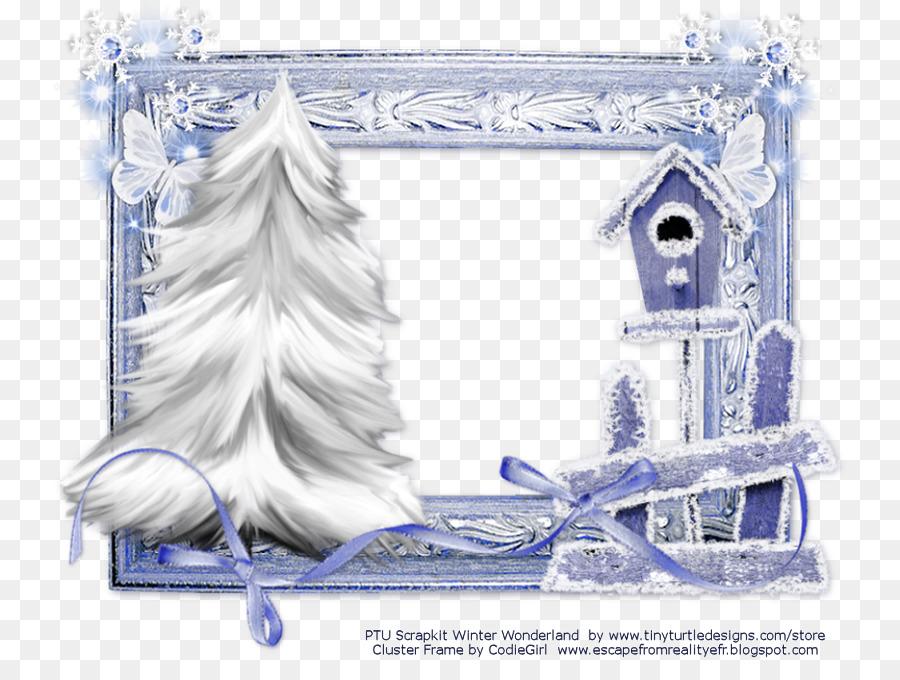 Picture Frames Winter Autumn Wonderland Png Download 800661