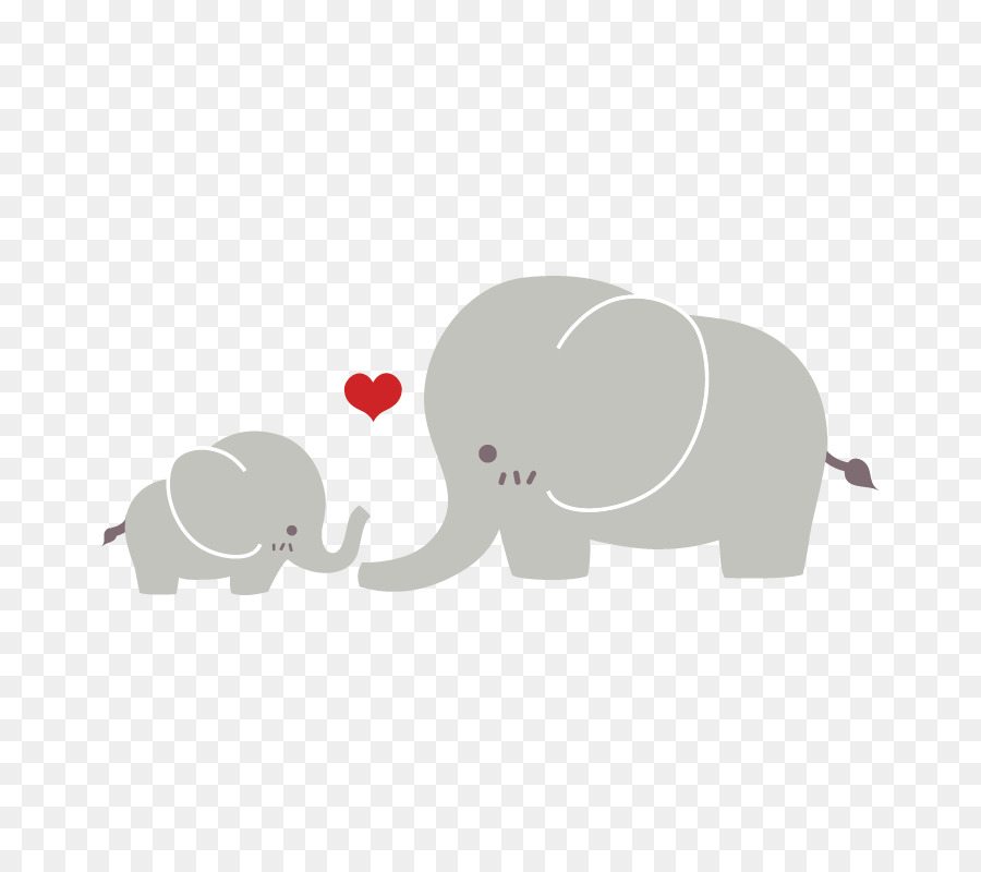 Family Today's Parent Clip art - cute elephant png download - 800*800 - Free Transparent ...