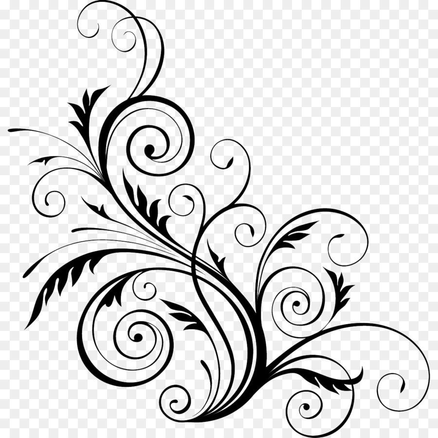 floral design flower clip art wall pattern download 1200 Floral Silhouette Clip Art Design floral design flower clip art wall pattern