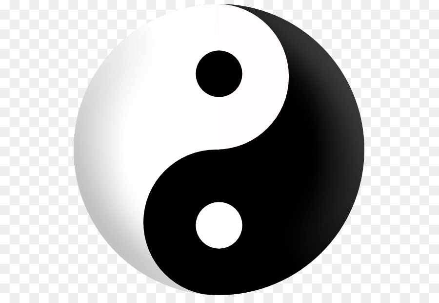 Yin And Yang Tao Te Ching Symbol Meaning Clip Art Yin Yang Png