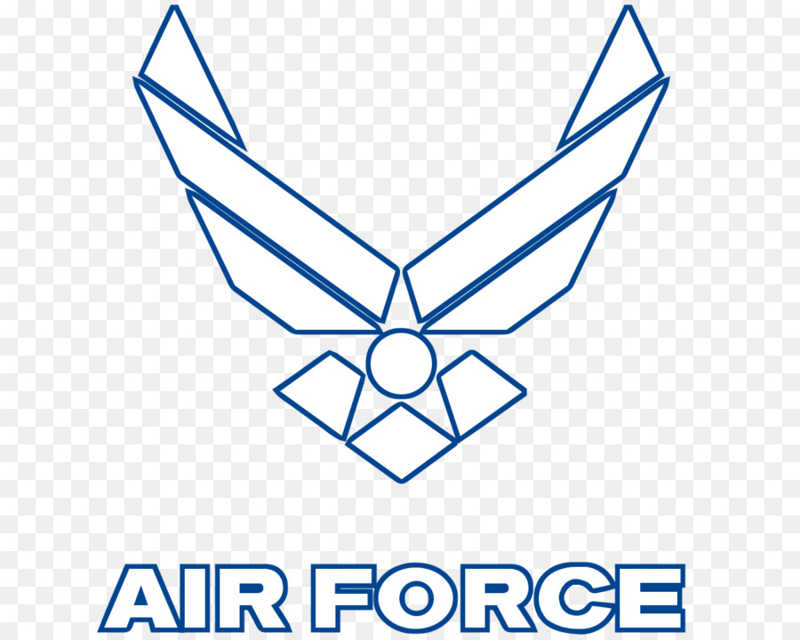 United States Air Force Symbol Logo Decal Forcess Png Download