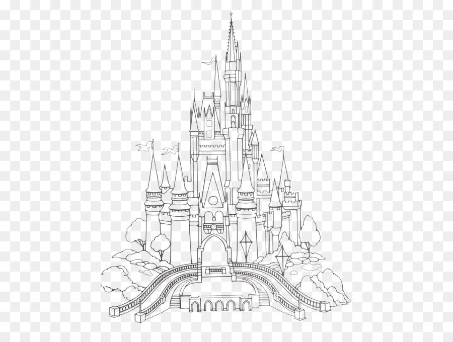 Regno Magico Castello Della Bella Addormentata Dal Castello Di