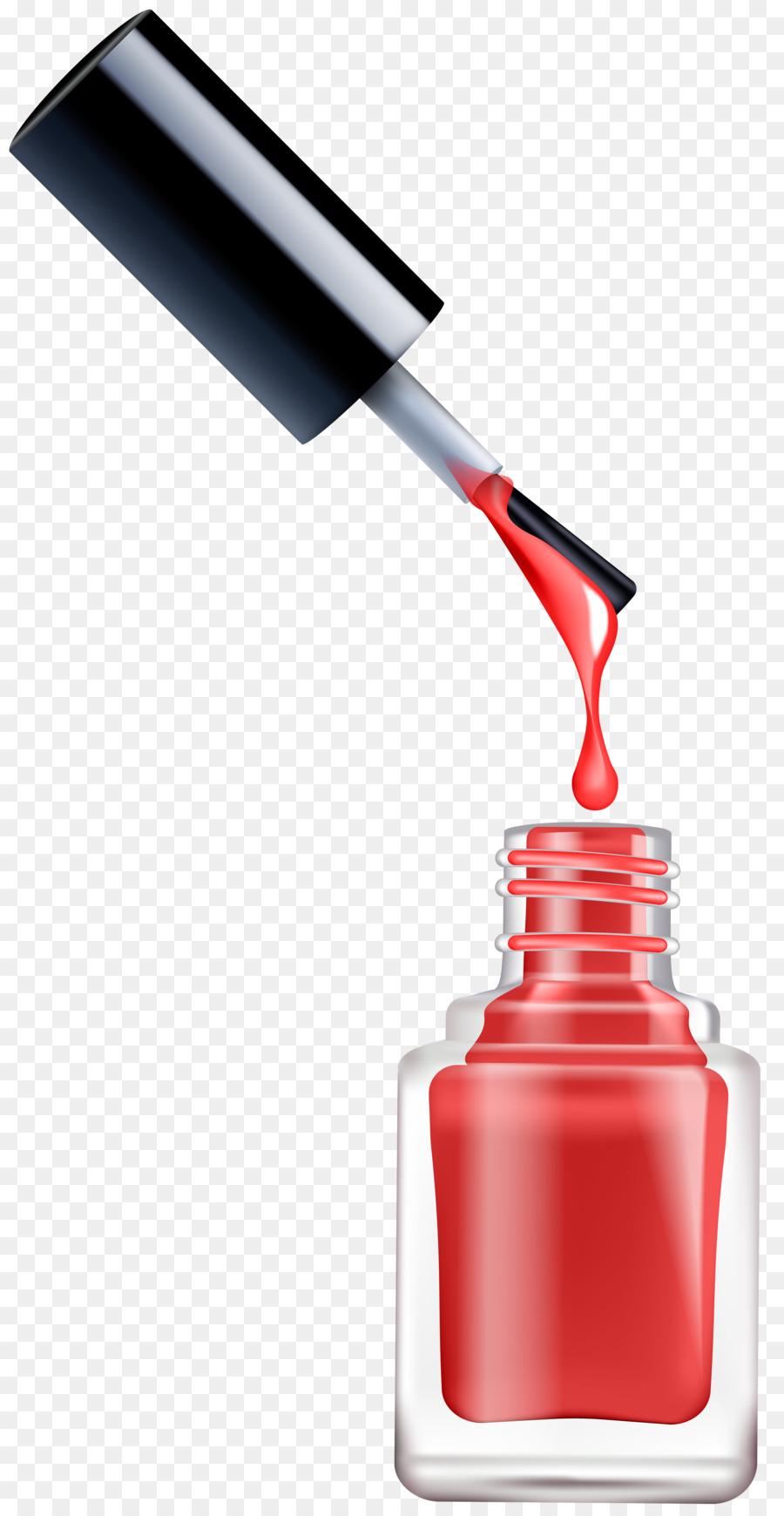 Cosmetics Nail Polish Clip Art Pedicure Png Download 41478000