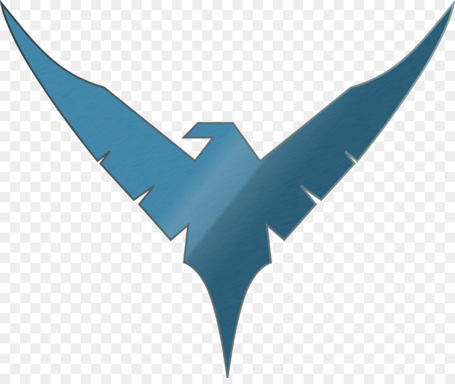 Nightwing Superman Logo Symbol Wallpaper Nightwing Png Download