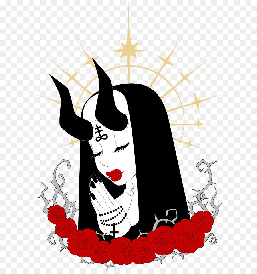 Satanism png download - 666*950 - Free Transparent Satanism png