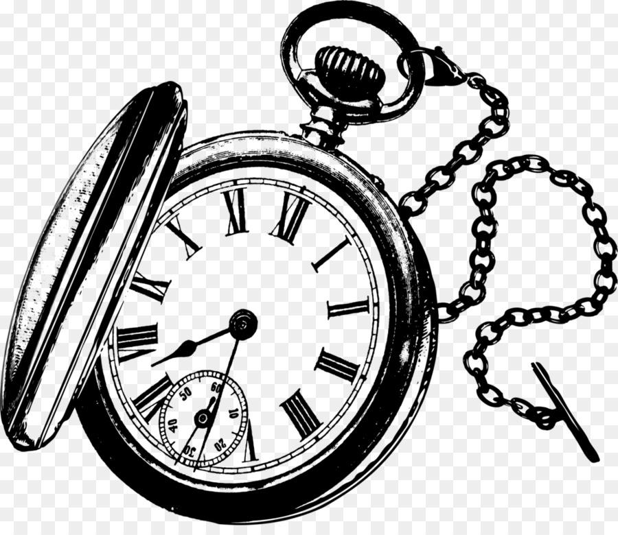 Pocket Watch Drawing Law Office Of Jorden J Piraino LLC