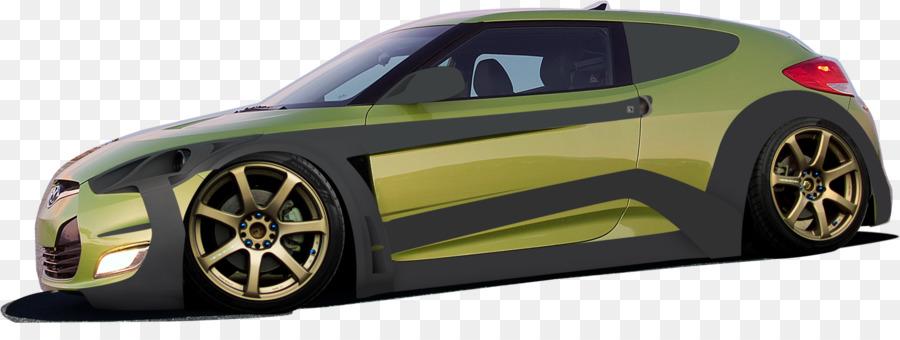 sports car hyundai veloster car tuning tuning png download 2365