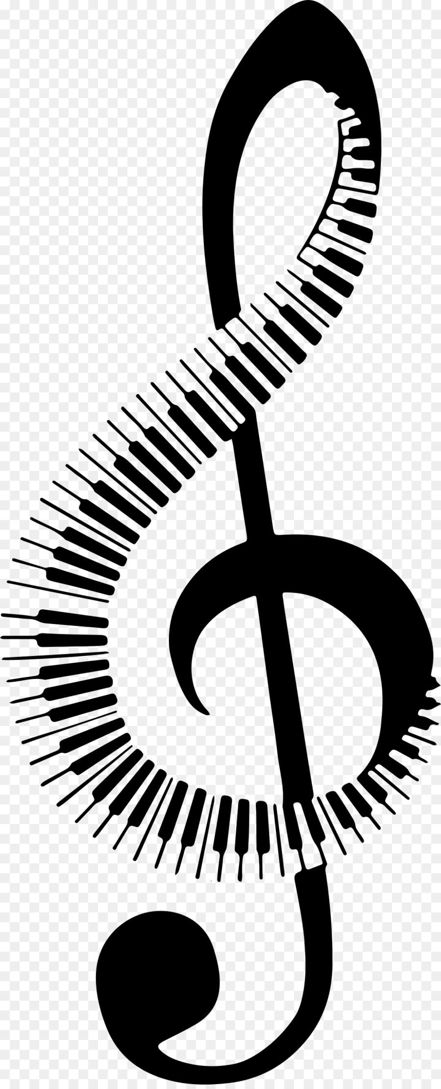 musical note piano clip art