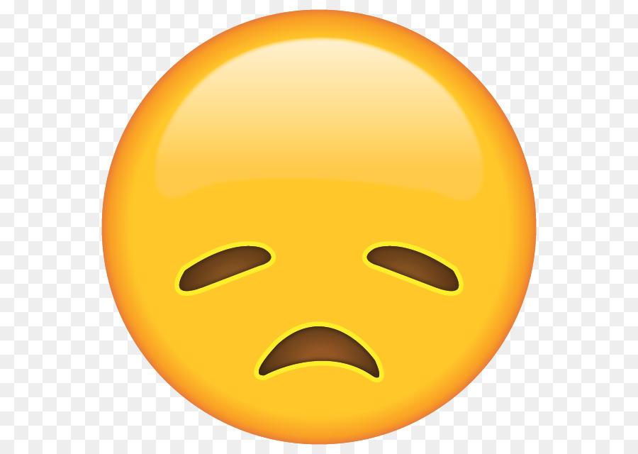 Smirk Emoji Face Emoticon Smile Sad Emoji Png Download 640640