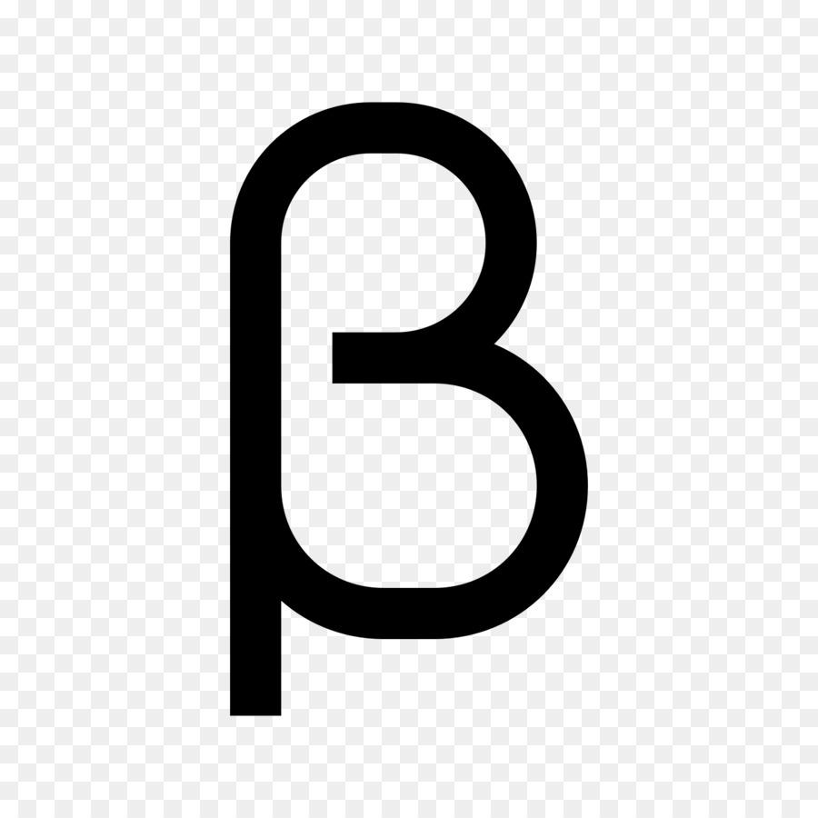 Beta Symbol Greek Alphabet Lambda 16 Png Download 16001600
