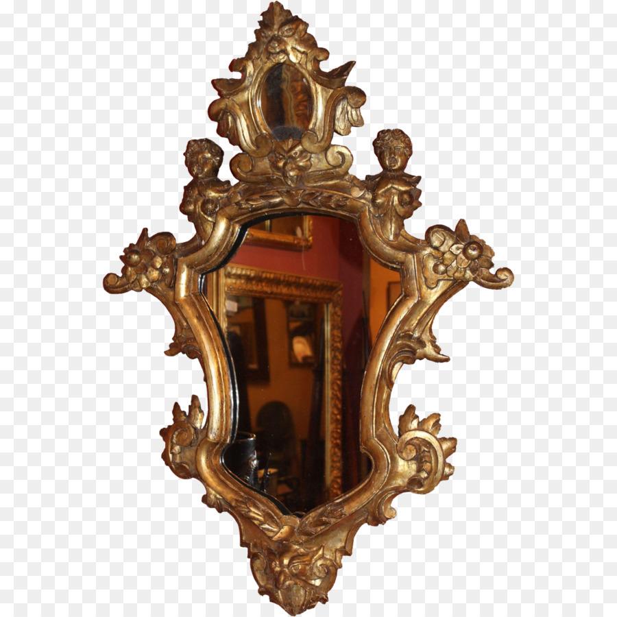 Espejo Barroco artes Decorativas, Marcos de fotos, la talla de ...