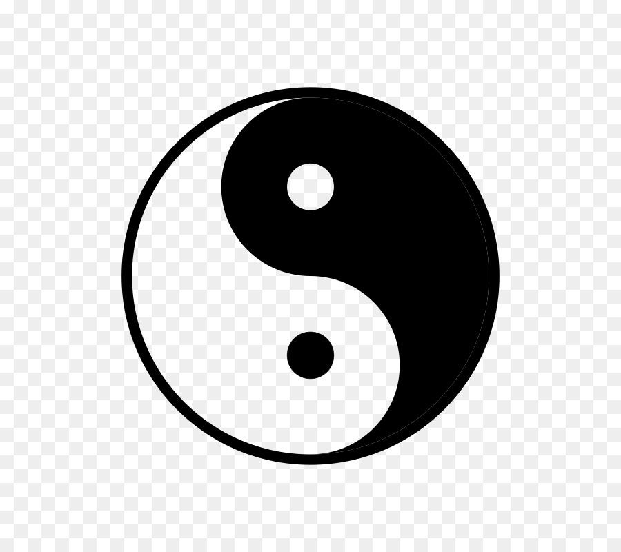 Logo Yin And Yang Kung Fu Symbol Yin Yang Png Download 566800