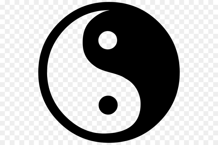 Yin And Yang Computer Icons Clip Art Yin Yang Png Download 600