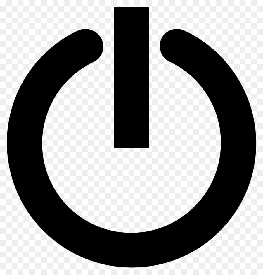 Power supply unit Computer Icons Power symbol - restart png download ...
