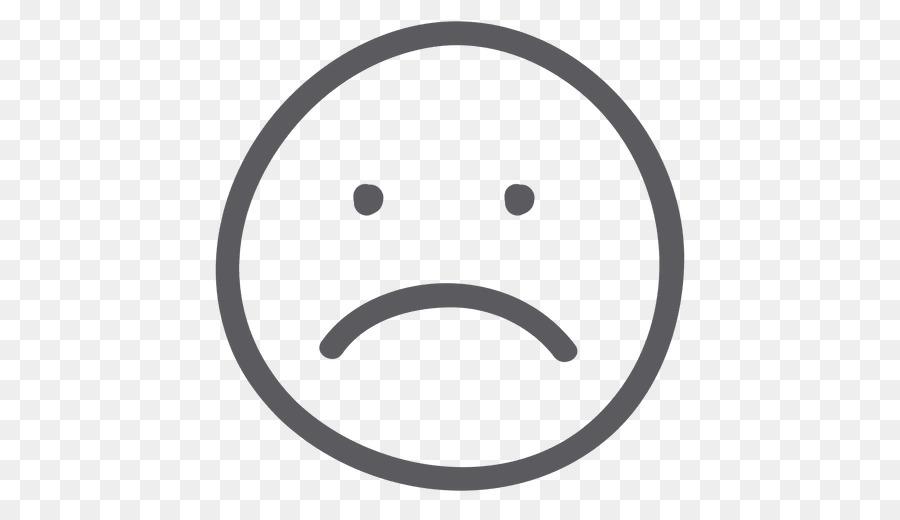 Smiley Face Emoticon Drawing Clip Art Sad Emoji Png Download 512