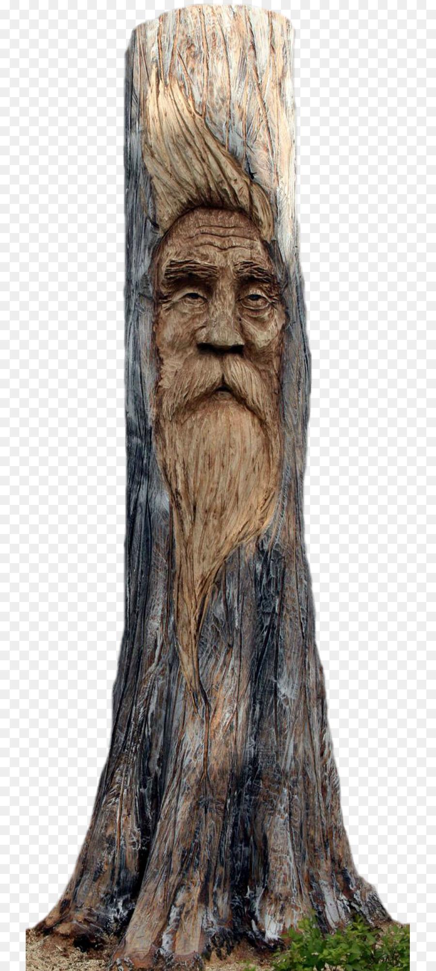 Carver transforms tree stump into lifesize john wayne medina gazette