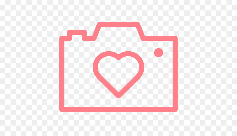 Video Cameras Photography Heart Clip Art Amor Png Download 512