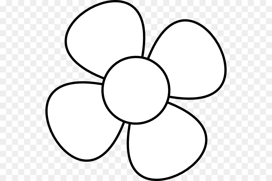 flower black and white clip art bunga png download 600 600 rh kisspng com flower black and white clip art free flower pot black and white clipart