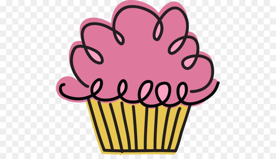 Cupcake Birthday Cake Clip Art