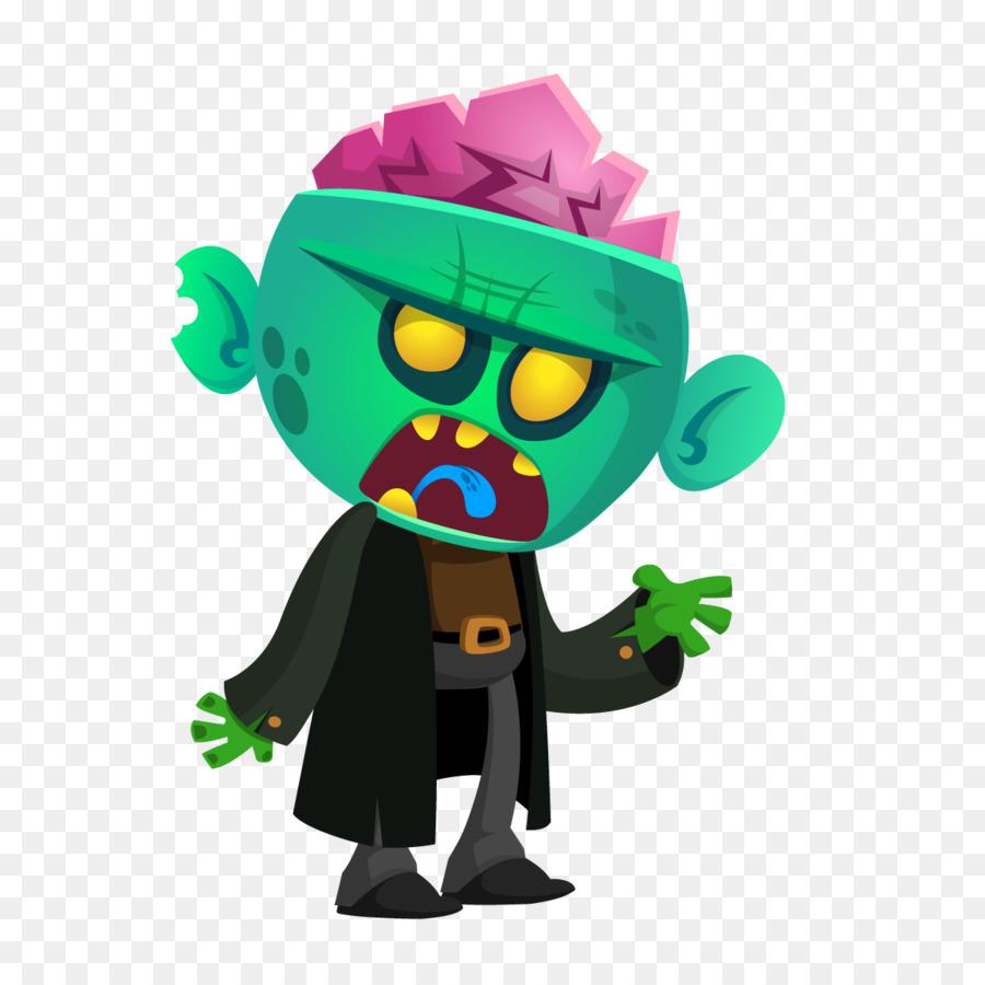 Frankensteins Monster Cartoon