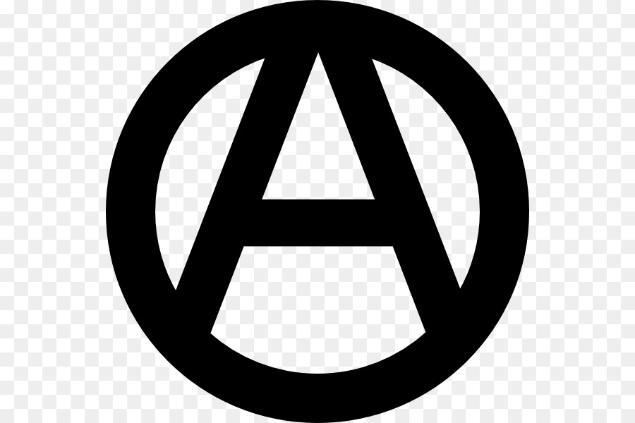Symbol Anarchy Anarchism Communism Png Download 600600 Free
