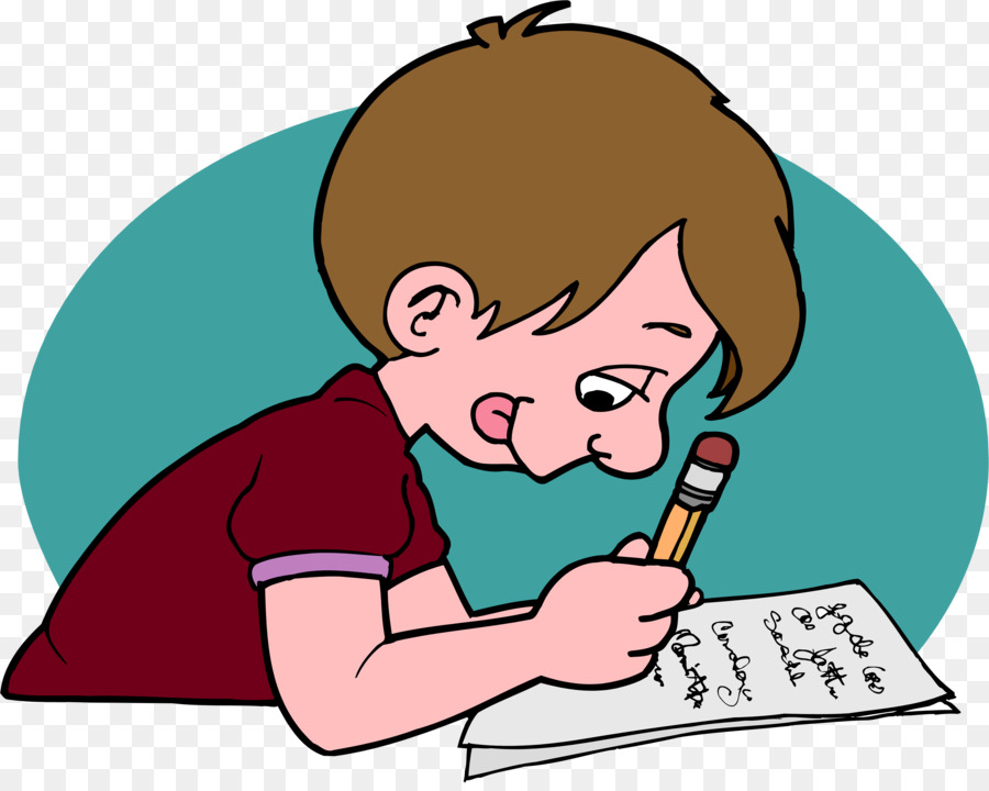 school writing test learning lesson homework png download 4367