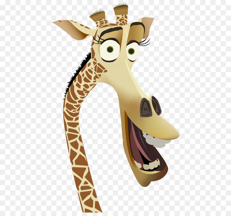 Giraffe melman madagascar animation character madagascar - Girafe madagascar ...